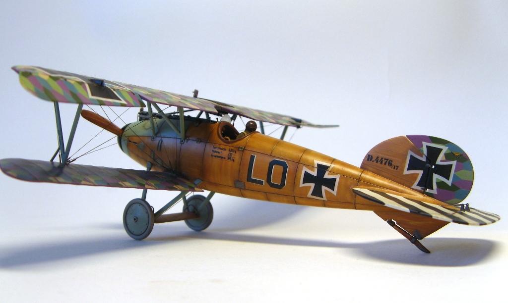 Albatros D.Va 02610