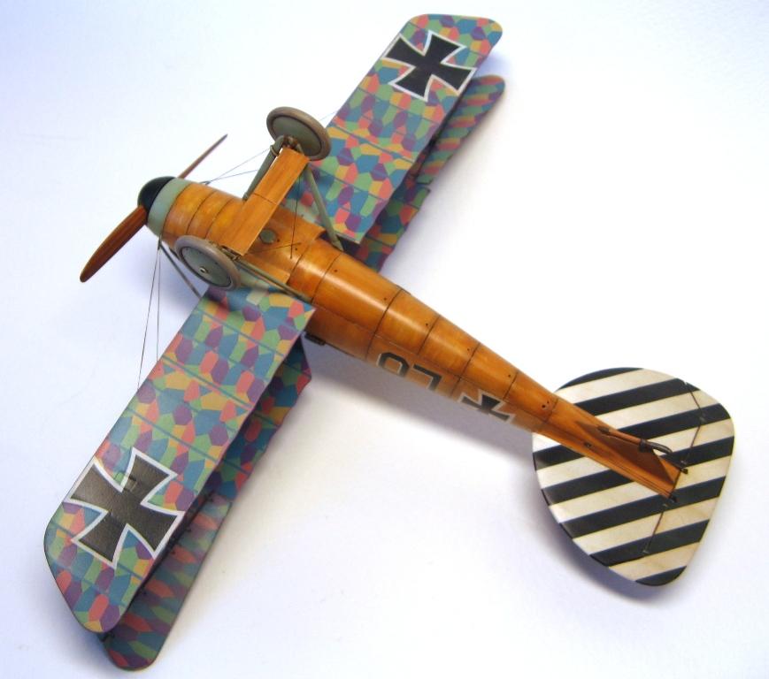 Albatros D.Va 03310