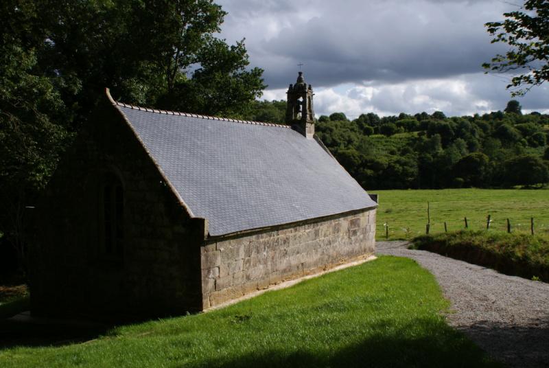 La chapelle Saint-Trémeur (Le Saint, 56) 02910