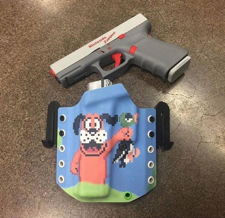 Glock nintendo 16508610