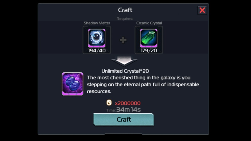 Building unlimited crystals Ark_of17