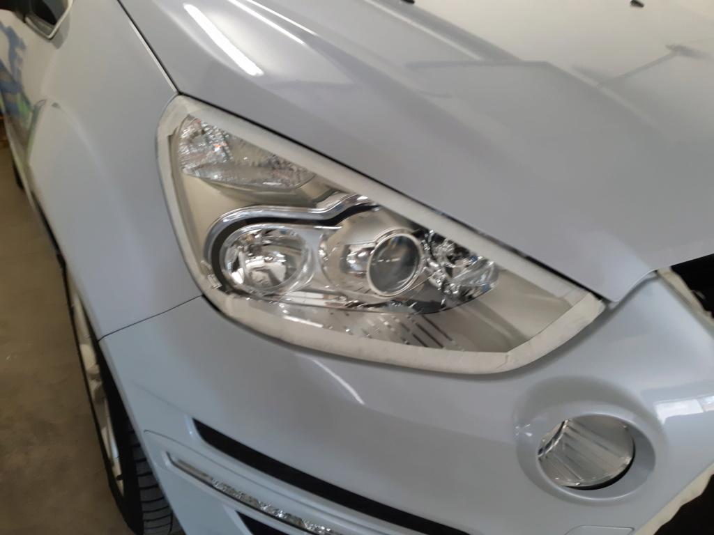 Ford S Max - prima esperienza ERO600 20180917