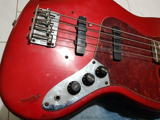 Fender Southern Cross - Entrevista com Carlos Assale 70001710