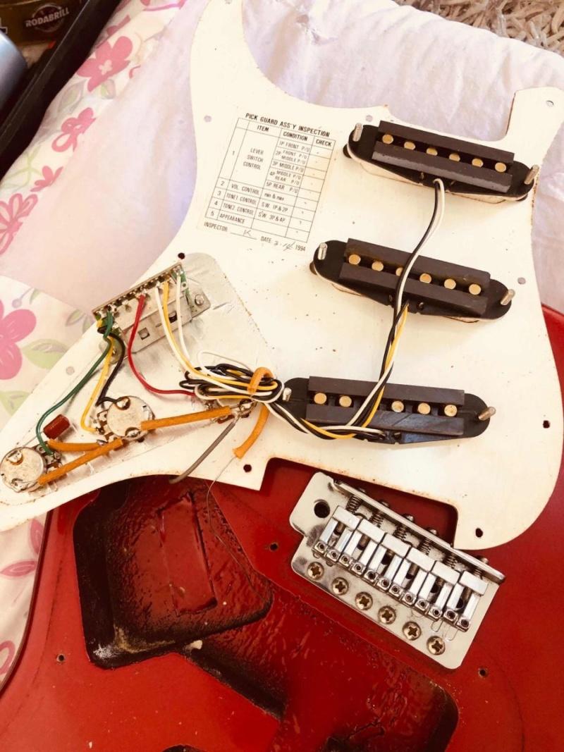 Fender Southern Cross - Entrevista com Carlos Assale Fender12