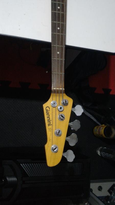 Fender Southern Cross - Entrevista com Carlos Assale Foto-310