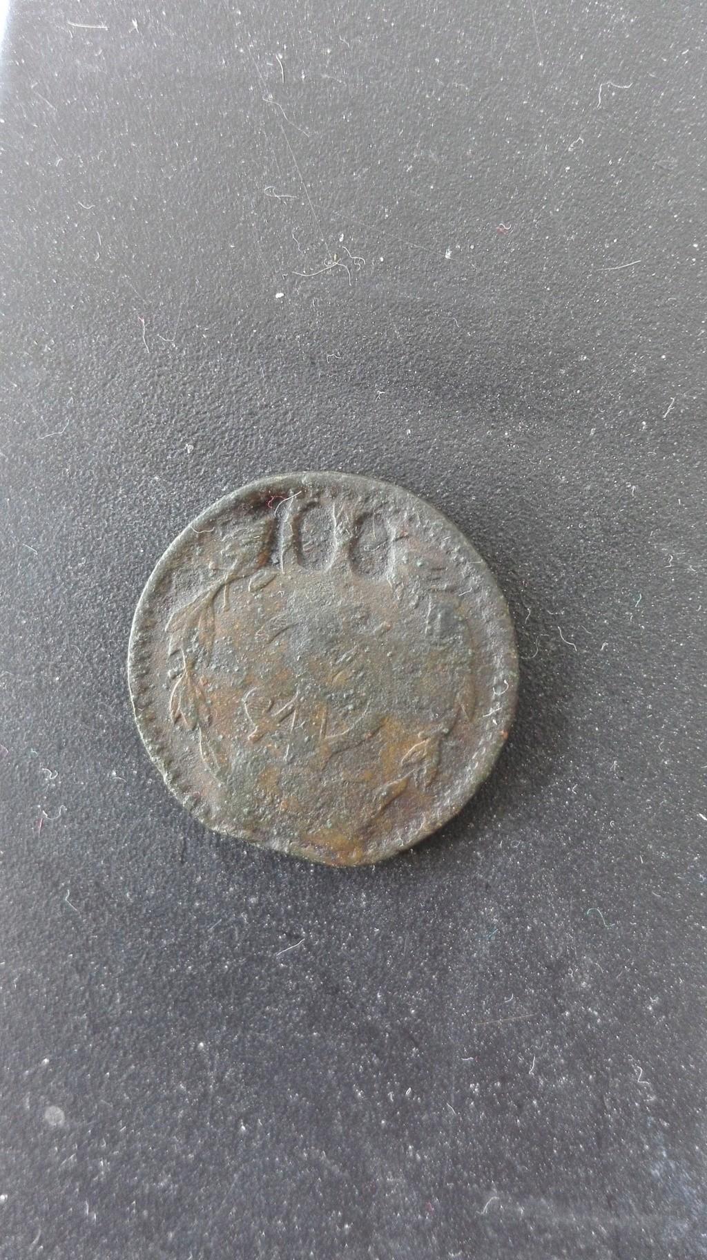moneda Mexicana con resello para identificar  Img-2012