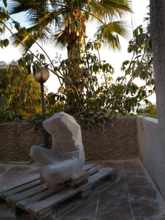 Sculptures faites pour l'hôtel en Sicile _udkvp11