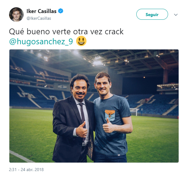 ¿Cuánto mide Hugo Sánchez? - Altura - Real height 15246110