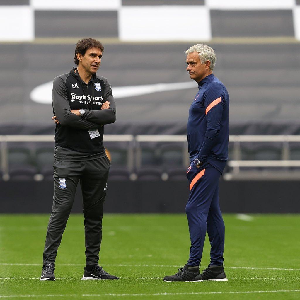 ¿Cuánto mide José Mourinho? - Altura - Real height - Página 2 20201129