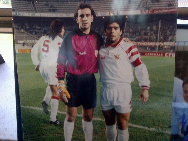 ¿Cuánto mide Diego Armando Maradona? - Altura - Real height - Página 2 20201133