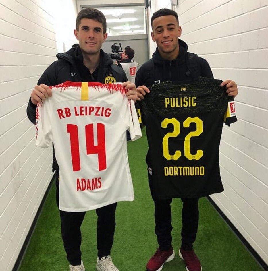 ¿Cuánto mide Christian Pulisic? - Altura - Real height 20201140