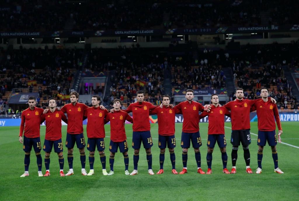 Hilo de la selección de España (selección española) - Página 3 20211011