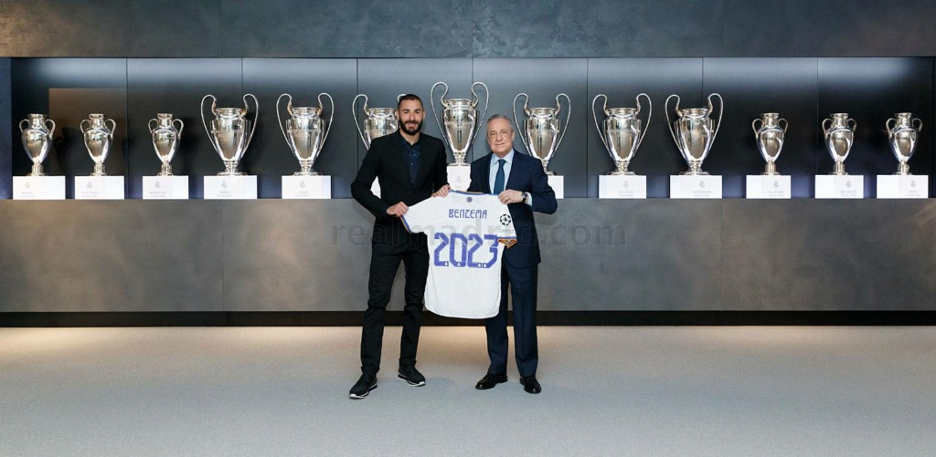 ¿Cuánto mide Karim Benzema? - Altura - Real height _1vc1110
