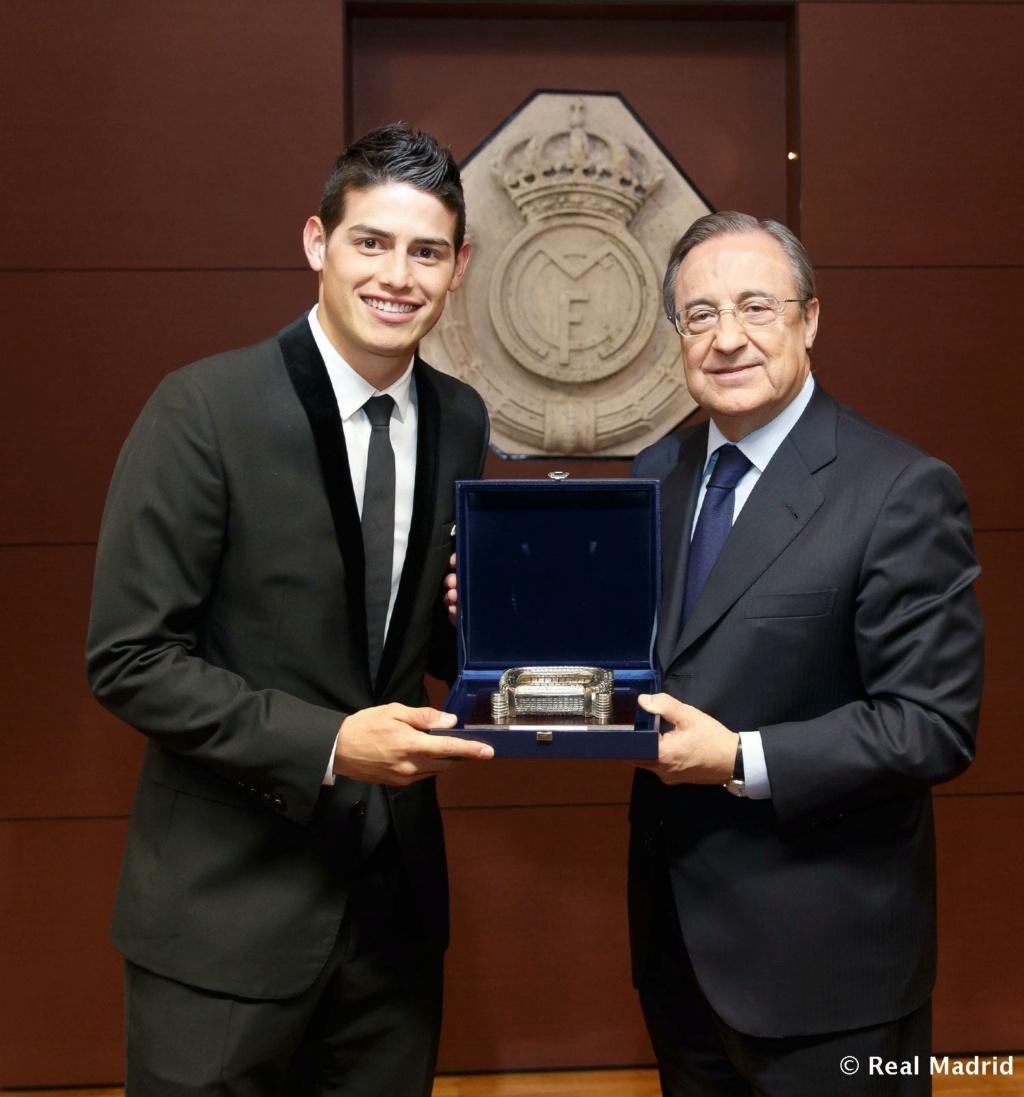 ¿Cuánto mide James Rodríguez? - Altura - Real height _2rm9411