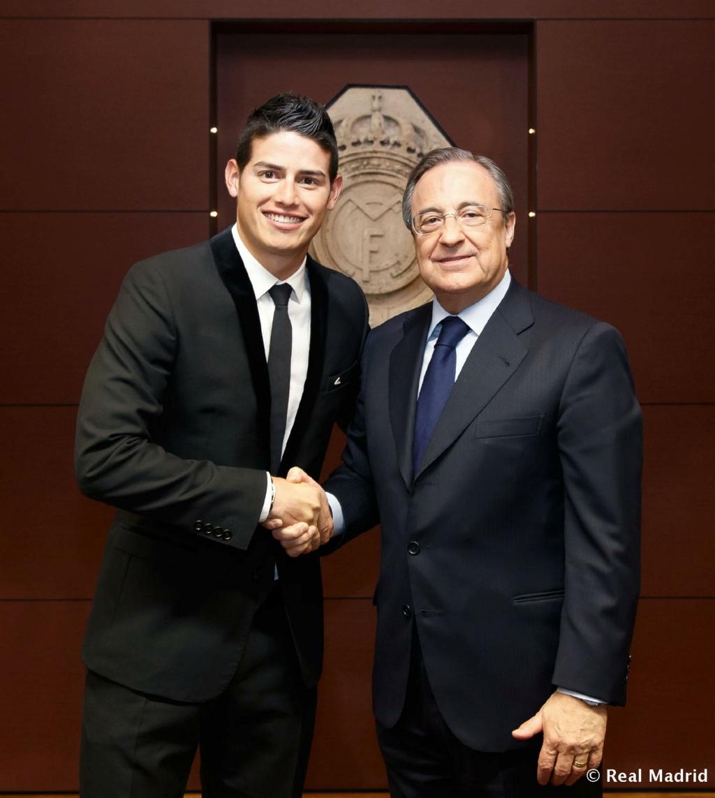 ¿Cuánto mide James Rodríguez? - Altura - Real height _2rm9412