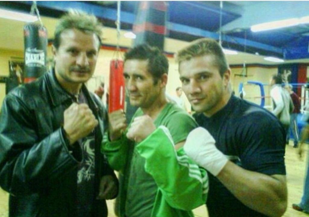 ¿Cuánto mide Javier Castillejo? (Boxeador) - Altura Img_1202