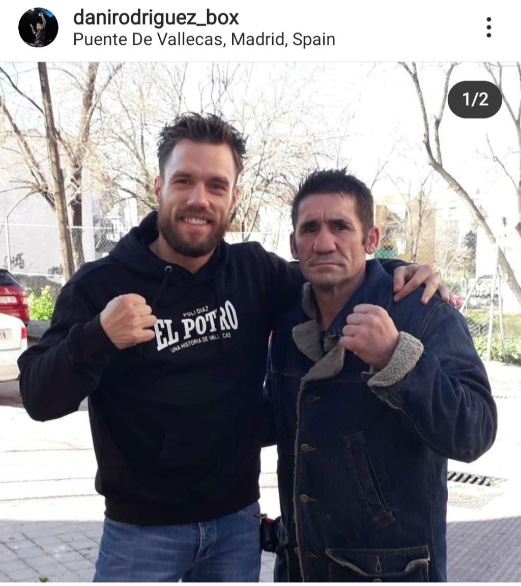 ¿Cuánto mide Javier Castillejo? (Boxeador) - Altura Img_1204