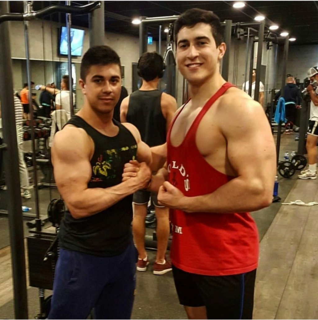 ¿Cuánto mide Marcos Álvarez (Mister Markinos)? - Altura Img_1402