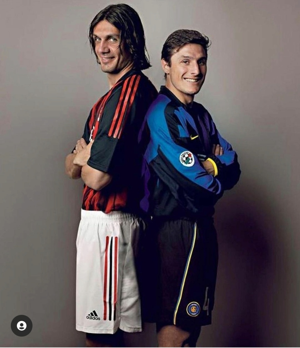 ¿Cuánto mide Javier Zanetti? - Altura - Real height Img_1667