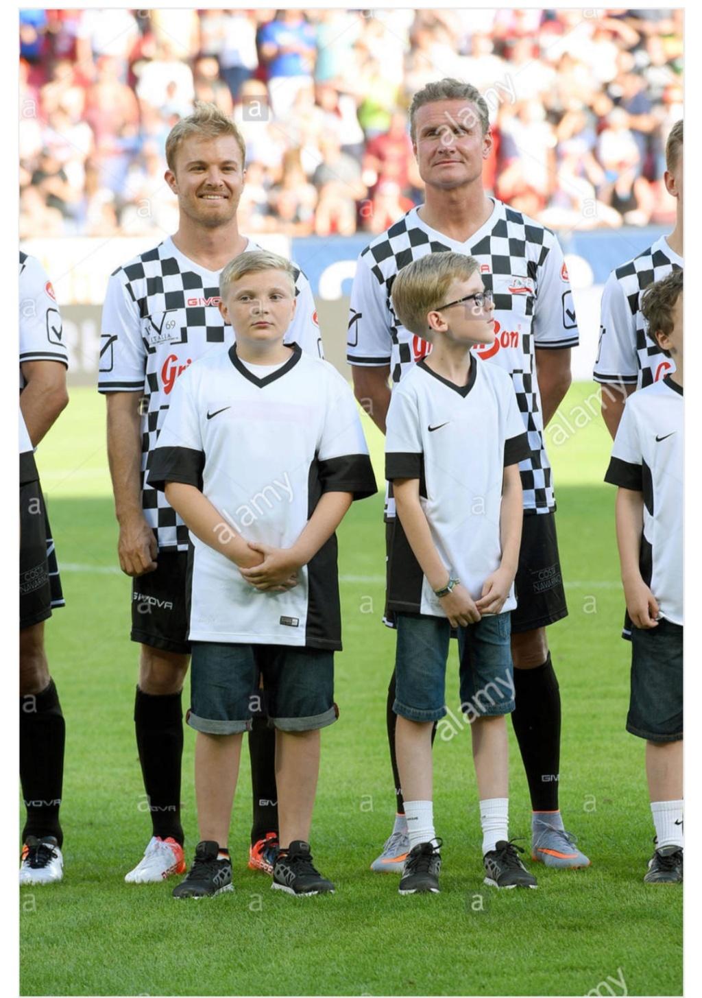 ¿Cuánto mide Nico Rosberg? - Altura - Real height Img_2045