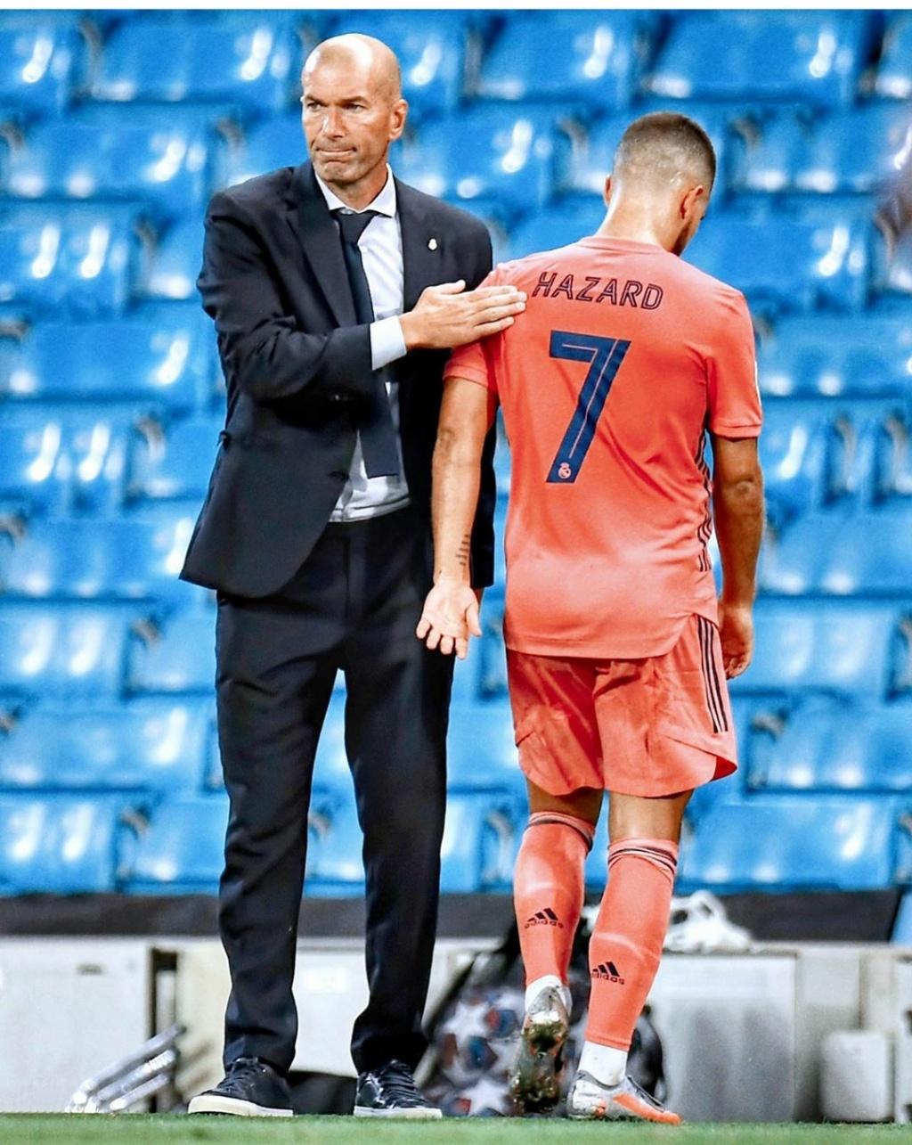 ¿Cuánto mide Zinedine Zidane? - Altura - Real height Img_2093