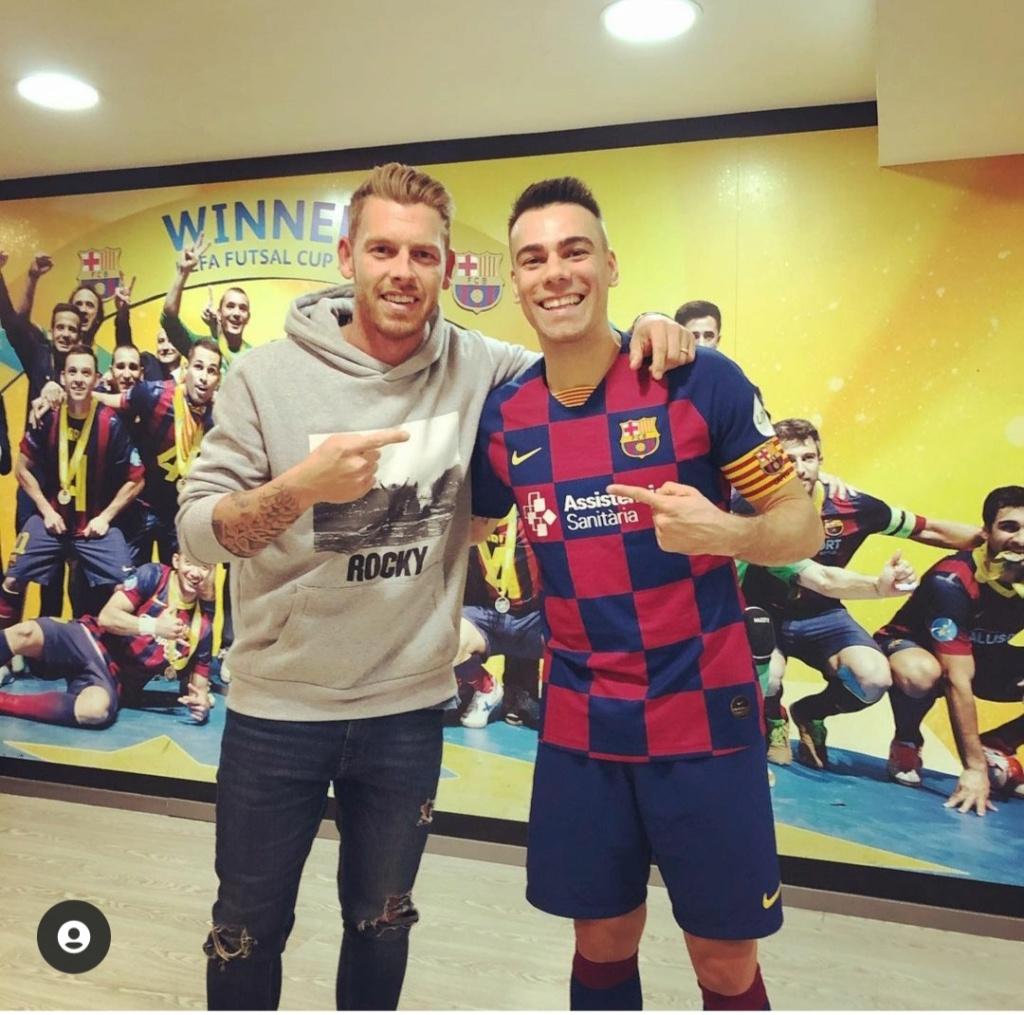 ¿Cuánto mide Jota Jordi? - Altura - Futbol sala Img_3117