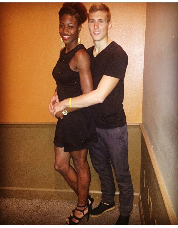 ¿Cuánto mide Shaunae Miller-Uibo? - Altura - Real height Img_3145