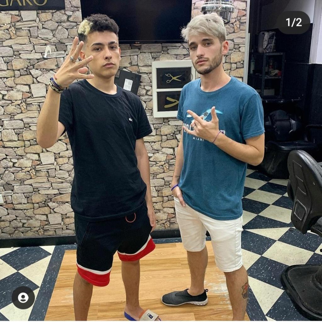 ¿Cuánto mide el rapero Trueno (Mateo Palacios)? - Altura Img_3204