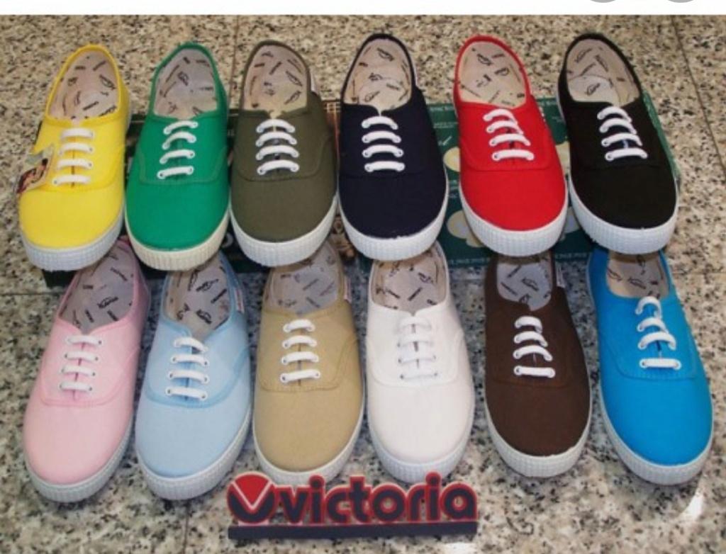 El hilo de las zapatillas Victoria Img_3208