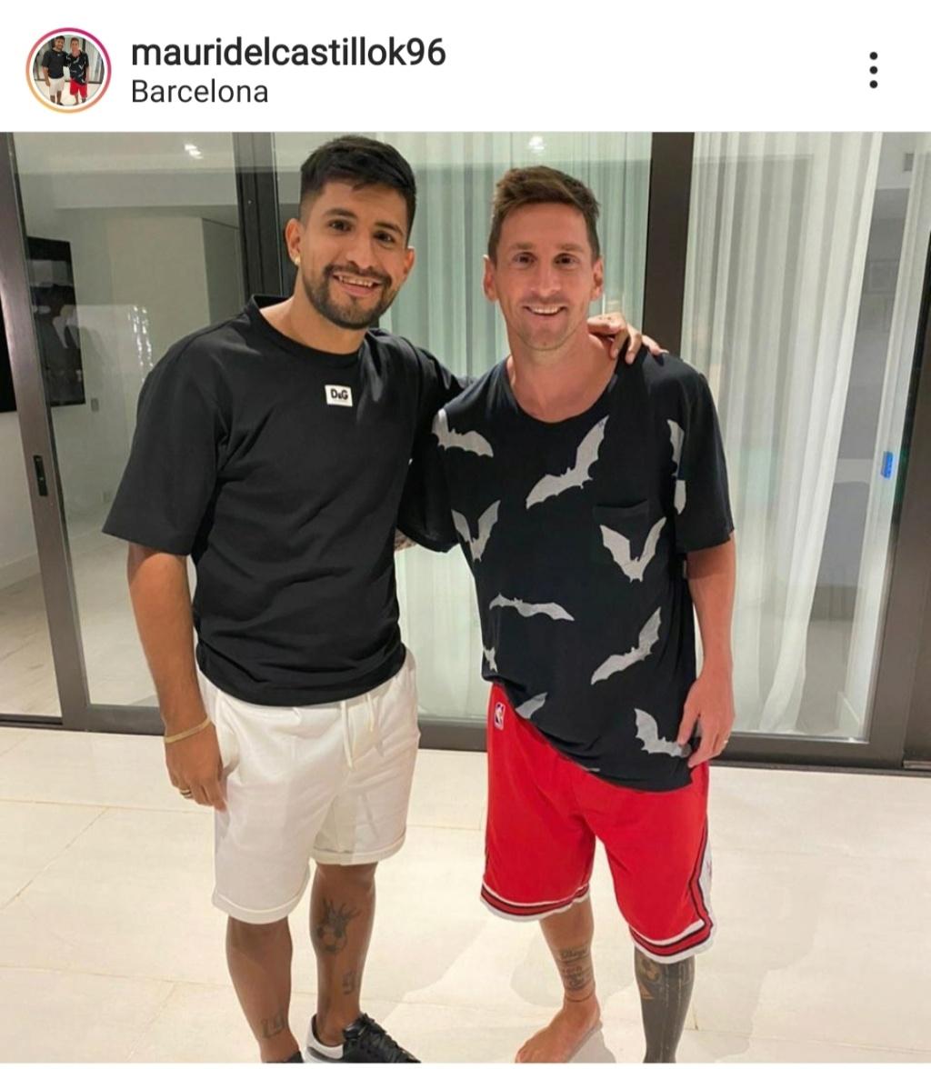 ¿Cuánto mide Lionel Messi? - Estatura y peso - Real height - Página 13 Img_3306