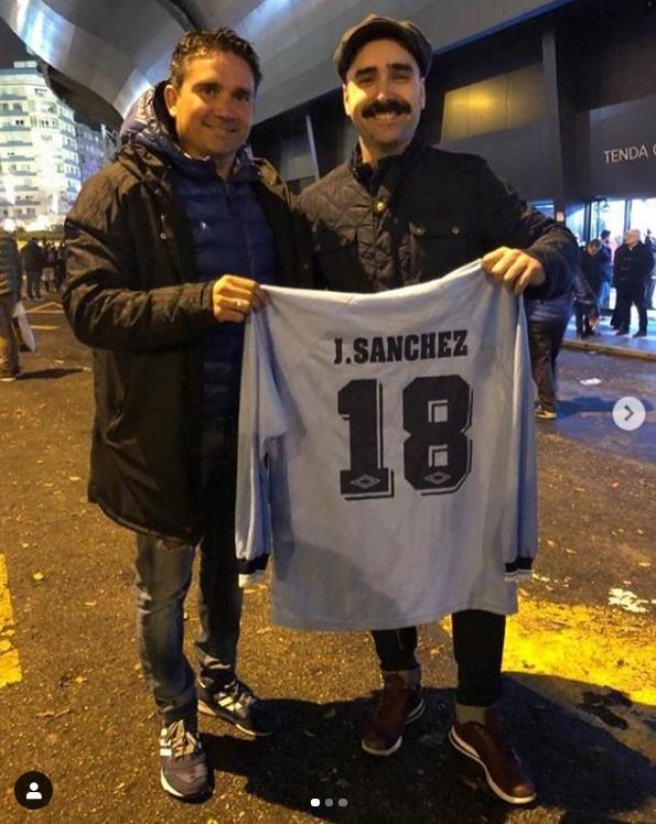 ¿Cuánto mide Juan Sánchez? Jhjh14