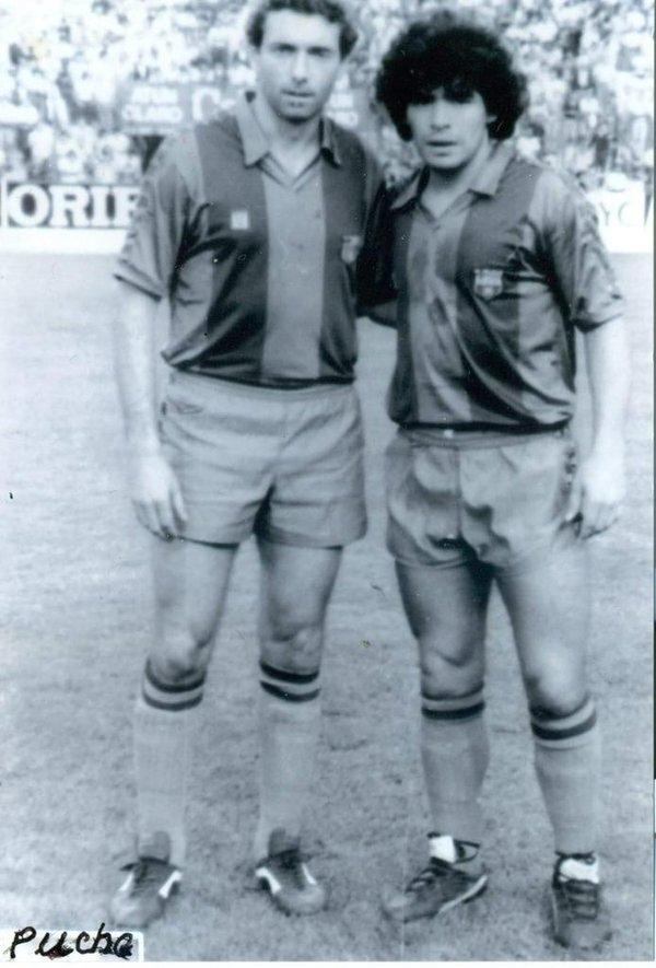 ¿Cuánto mide Diego Armando Maradona? - Altura - Real height - Página 2 Save_233