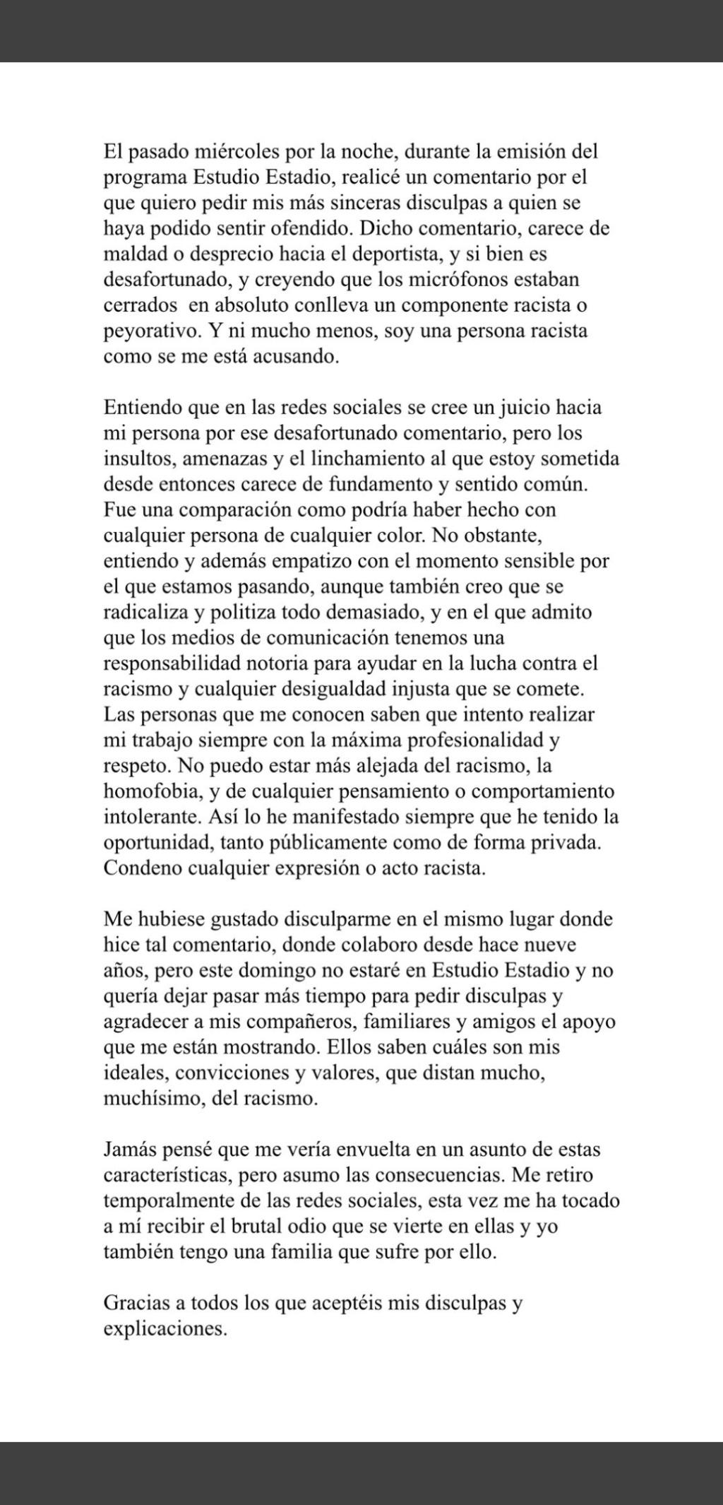 ¿Creeis que hay racismo en España?  - Página 5 Scree104
