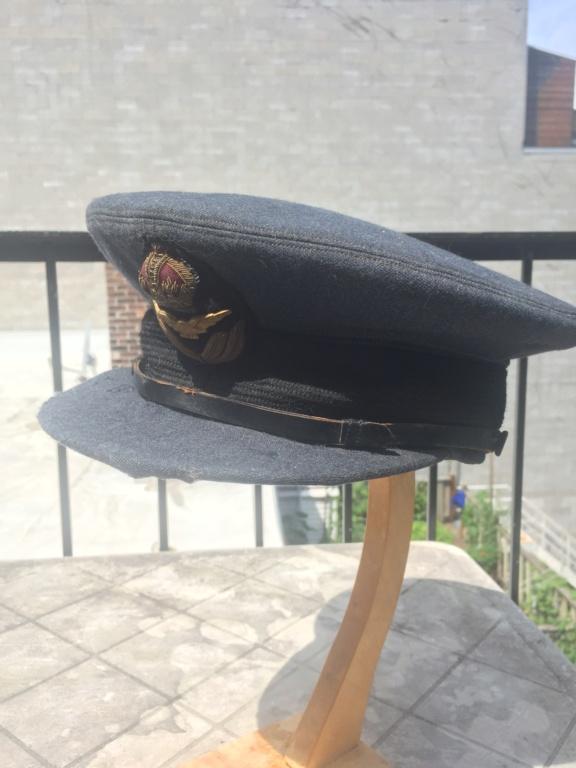 Estimation casquette RAF et bonnet de pilote type b 62878e10