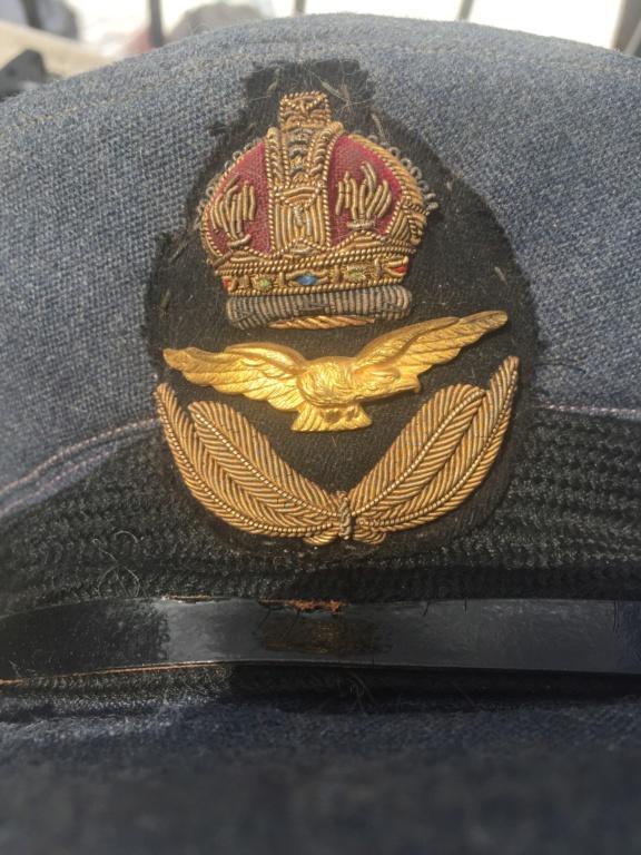Estimation casquette RAF et bonnet de pilote type b Cf2a3410
