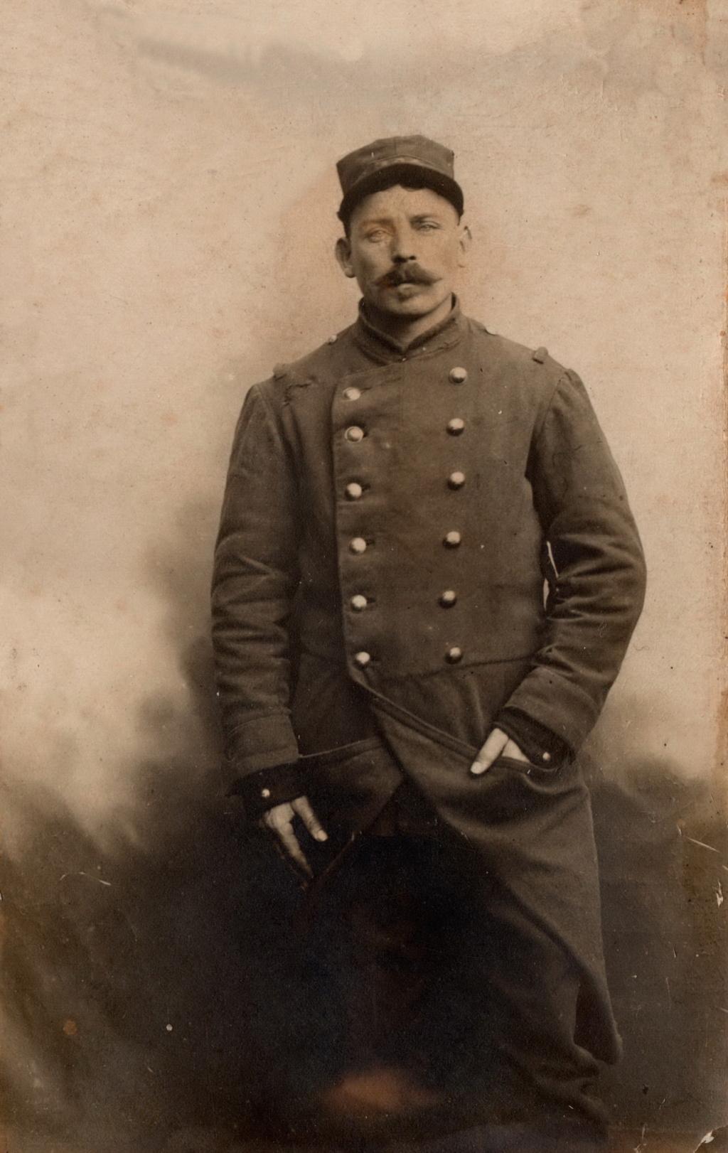 Kepi du 161 RI 1914/15 Julien12