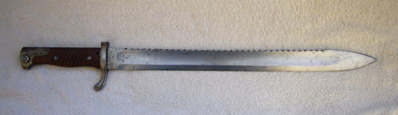 Baîonnette allemande 98.02 P1010711