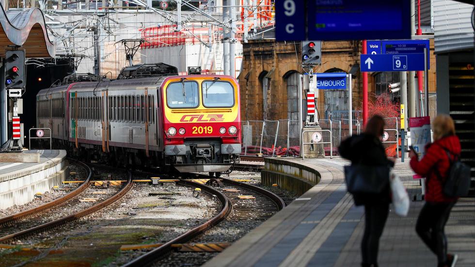Le Luxembourg devient le premier pays à rendre gratuits les transports publics 1rts3410