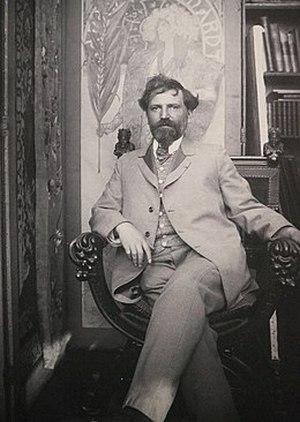 Alphonse Mucha. (1860/1939) Alfons10