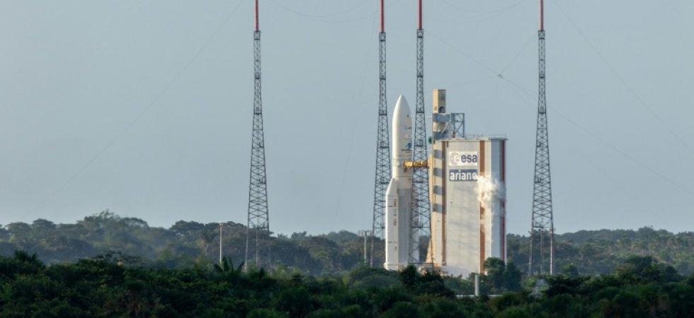 Le lancement d'Ariane à nouveau reporté. Ariane10