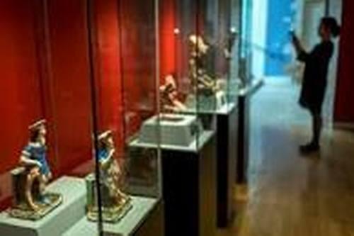 L'art précolombien en majesté à Auch dans un musée rénové. Art0010