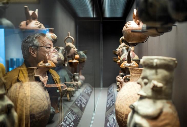 L'art précolombien en majesté à Auch dans un musée rénové. Art10