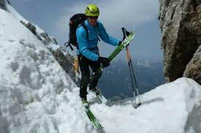 Davo Karnicar, le skieur de l'Everest, meurt en abattant un arbre. Davo10