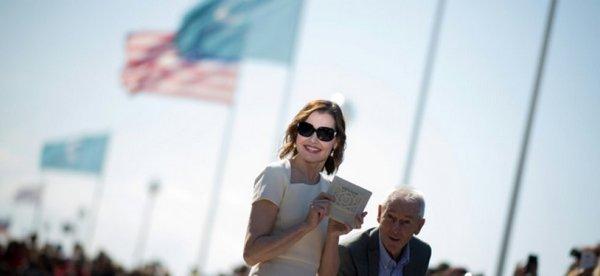 Geena Davis: , moins de femmes derrière les caméras. Forum_10