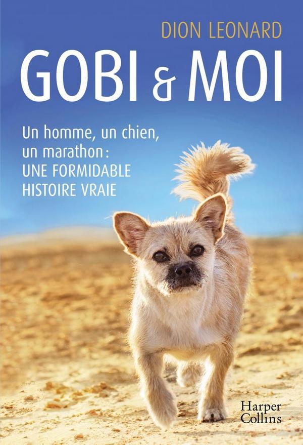 Le fabuleux destin de Dion et Gobi, le coureur et sa chienne devenus stars Gobi10