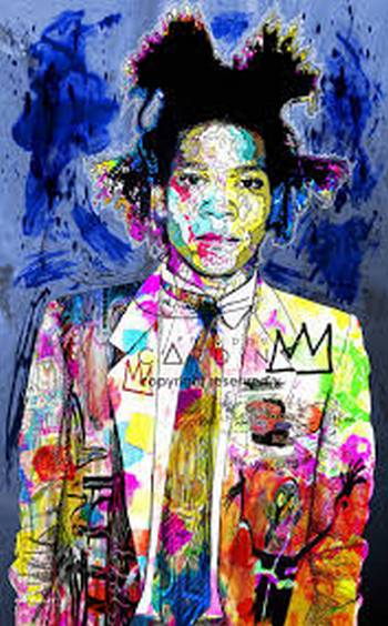 Basquiat et le photocopieur. Jean_m10