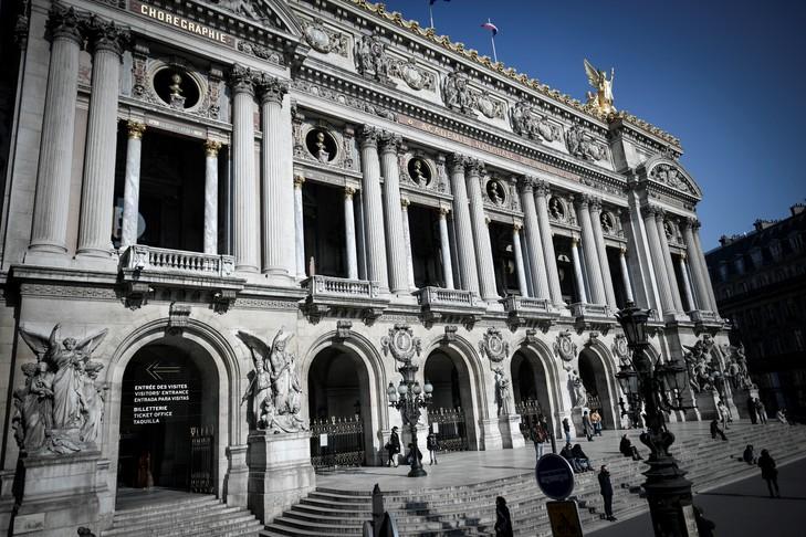 La genèse de l'Opéra de Paris. L-oper10