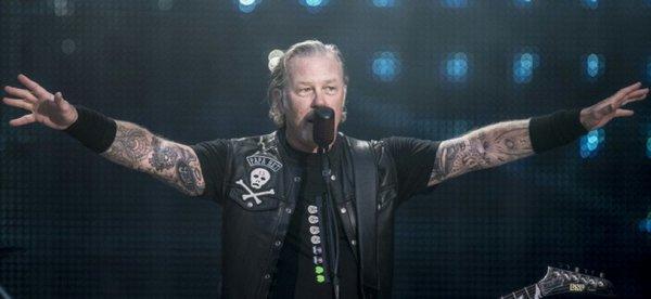 Roumanie: Metallica fait don de 250.000 euros à un hôpital oncologique pour enfants. Metali10