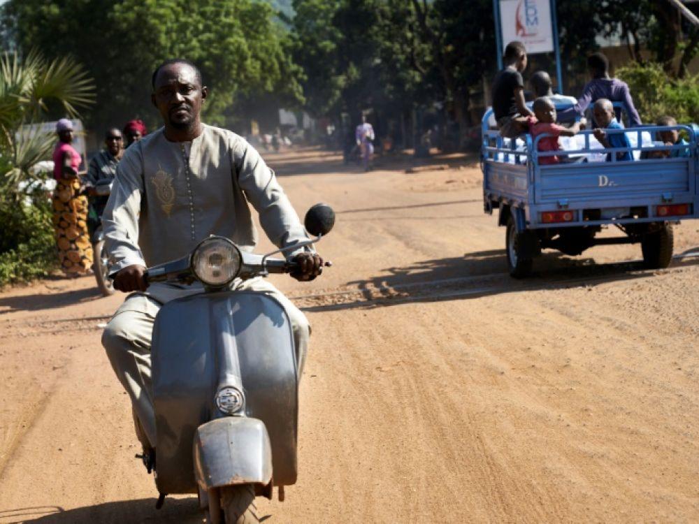 Passion Vespa à Bamako Vespa11