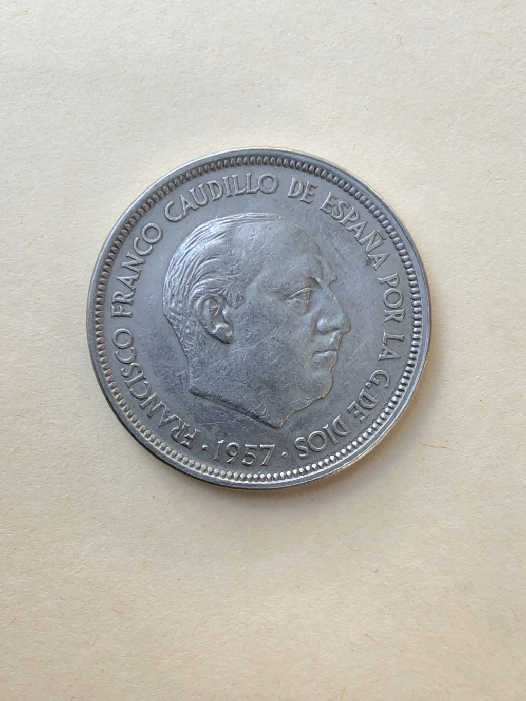 50 Pesetas Estado Español 1968 genuinas? Img_7410